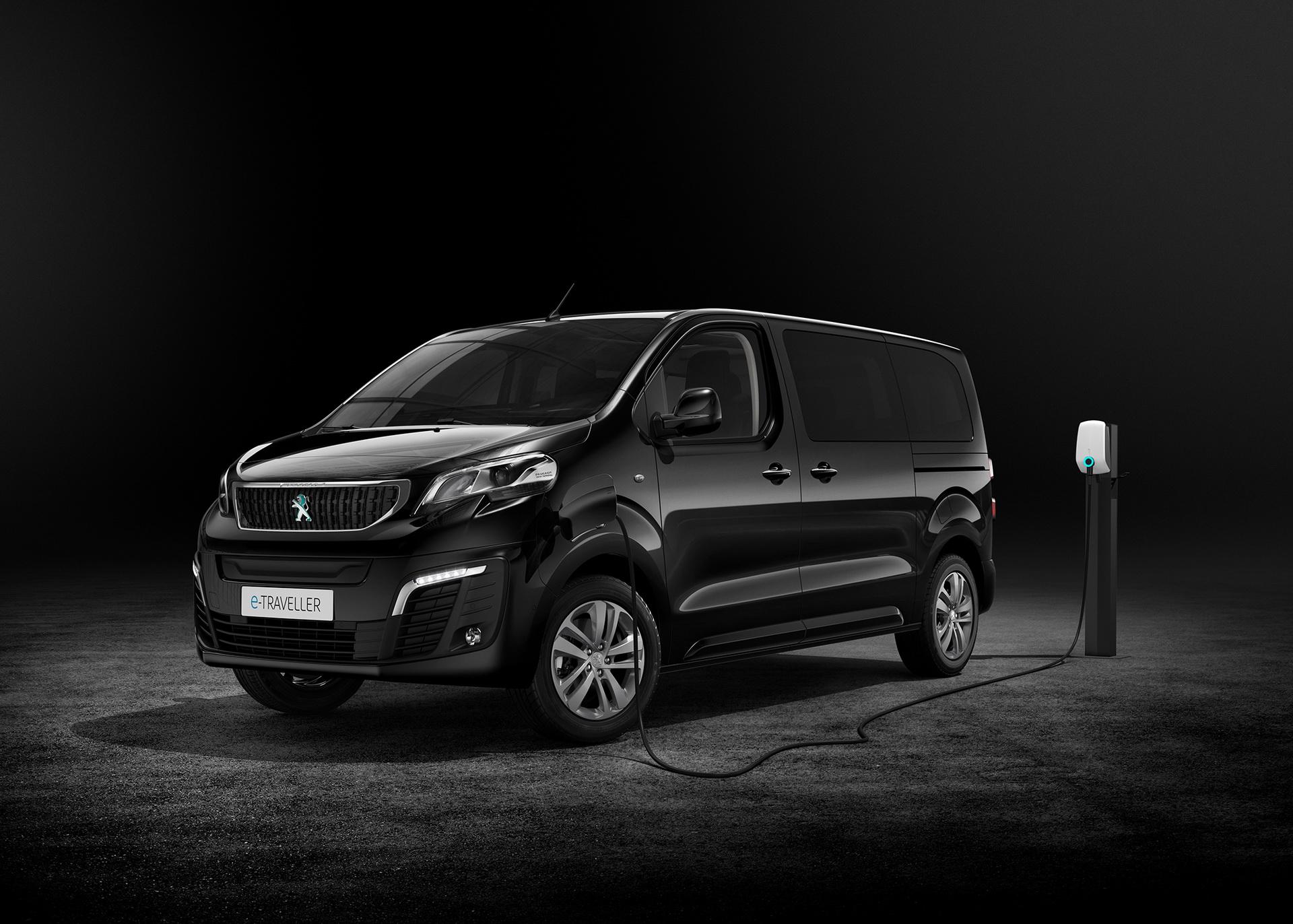 Peugeot e-Traveller (2021) MPV