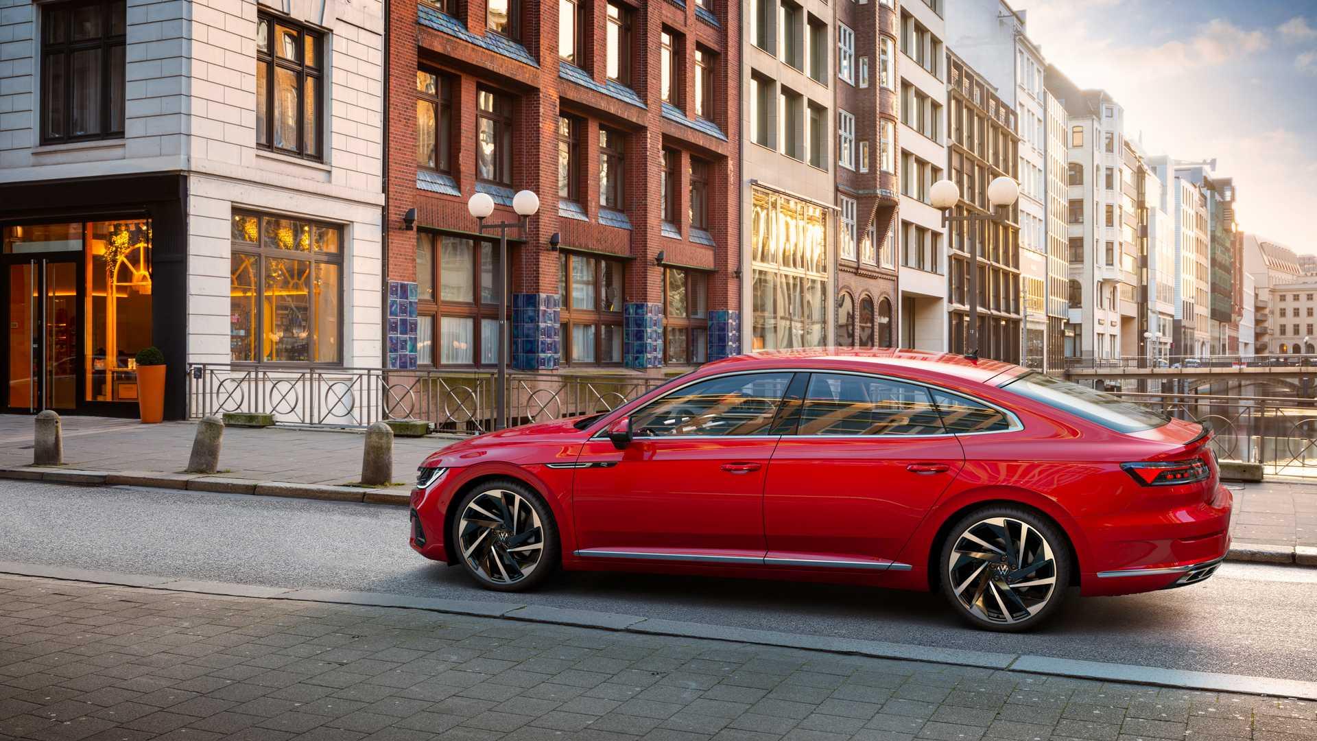 Volkswagen Arteon lifting 2021