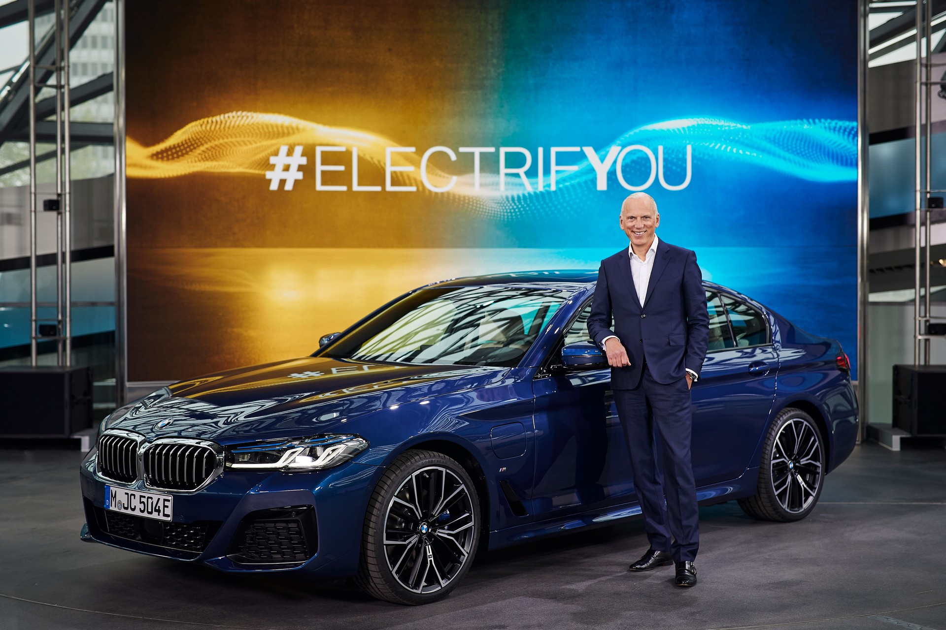 Pieter Nota - członek zarządu BMW