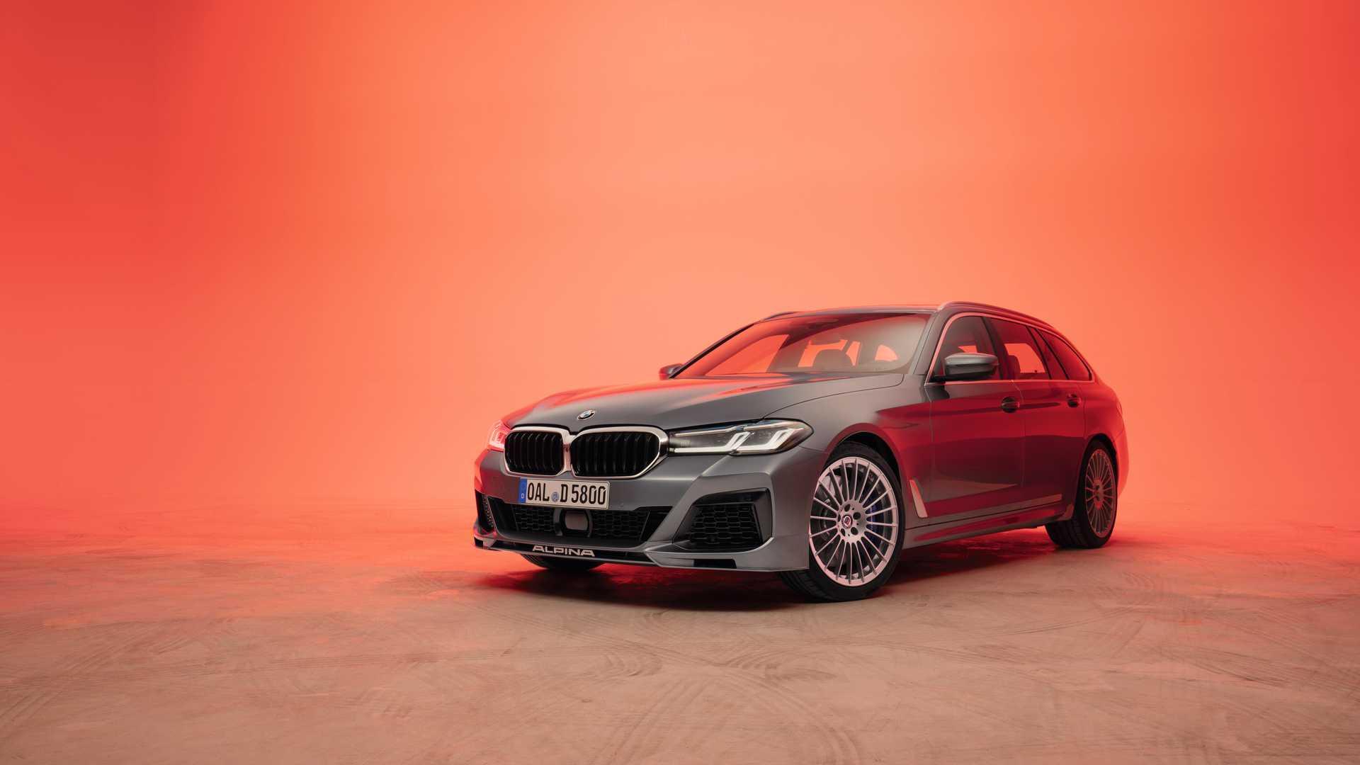 BMW Alpina D5 S Touring (2020)