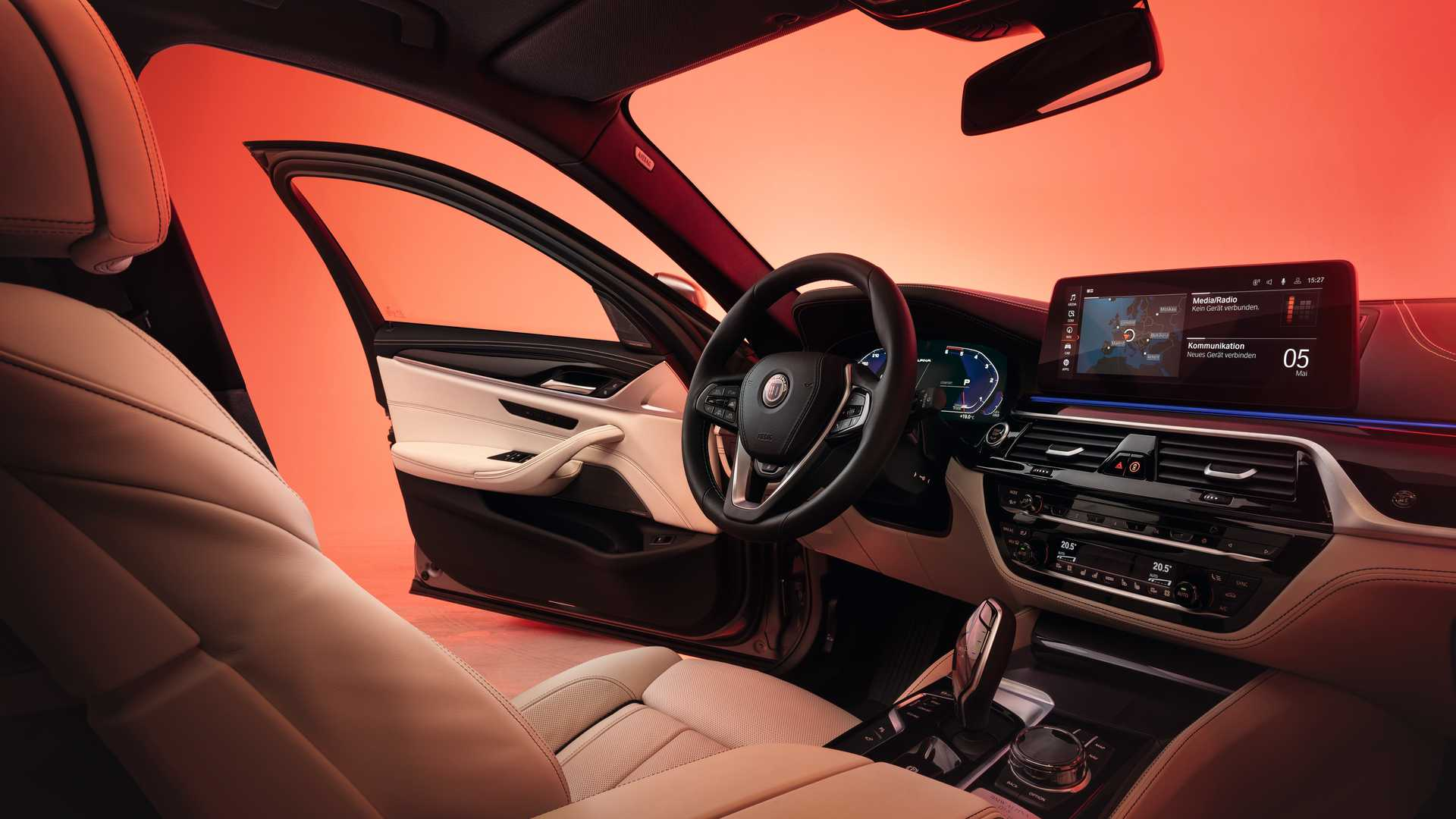 BMW Alpina D5 S (2020)