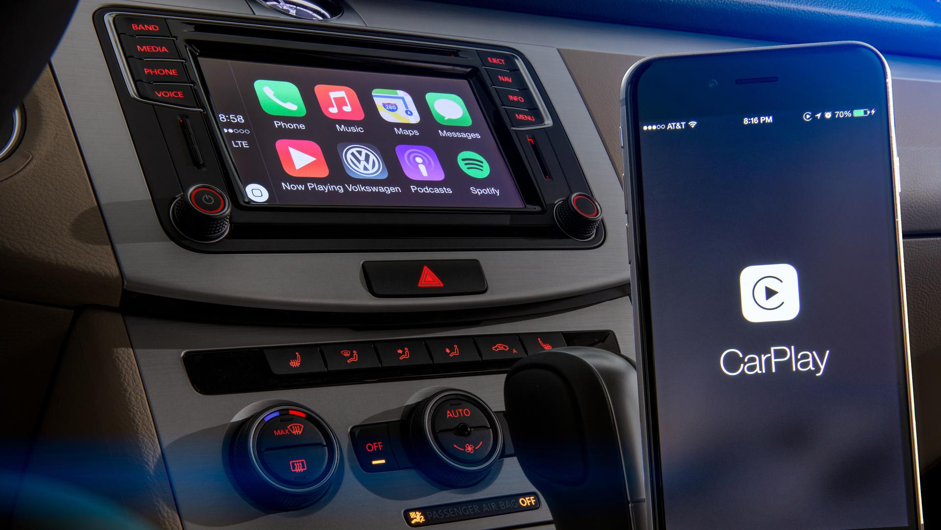 Apple CarPlay – Volkswagen