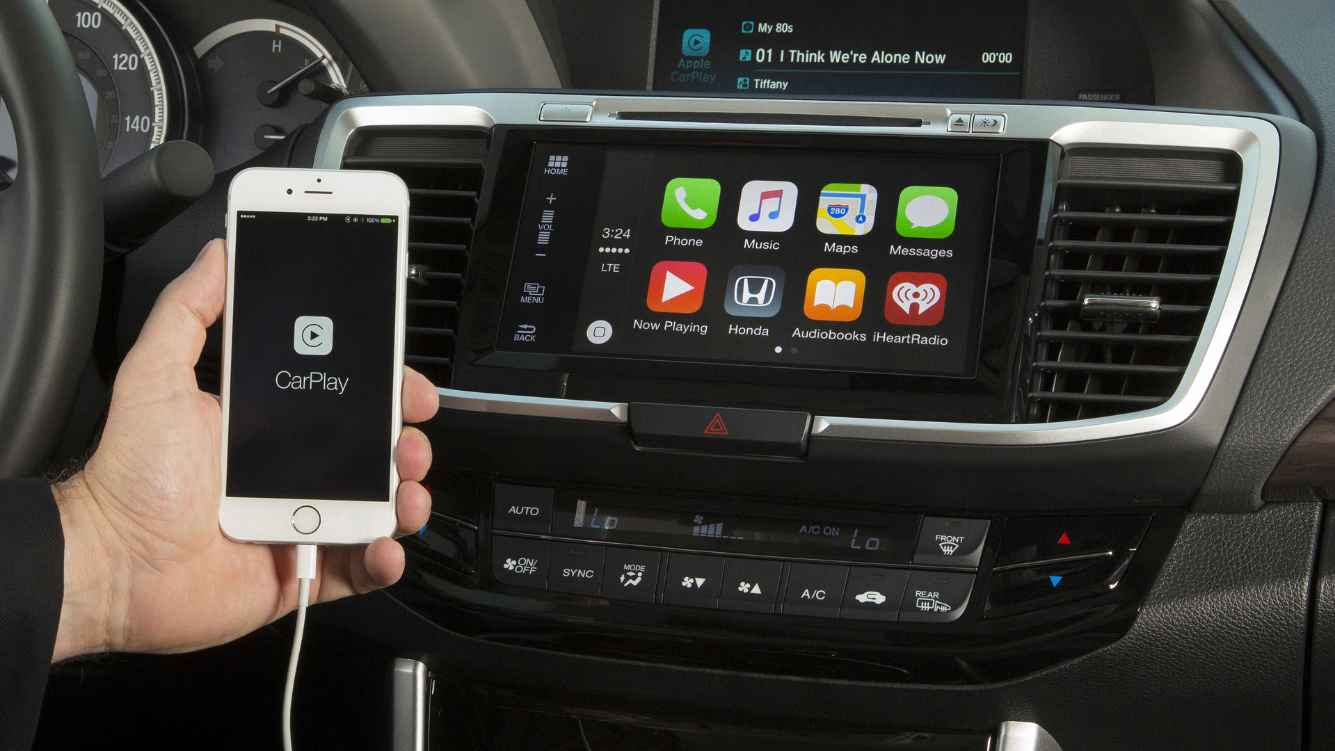 Apple CarPlay - Honda Accord