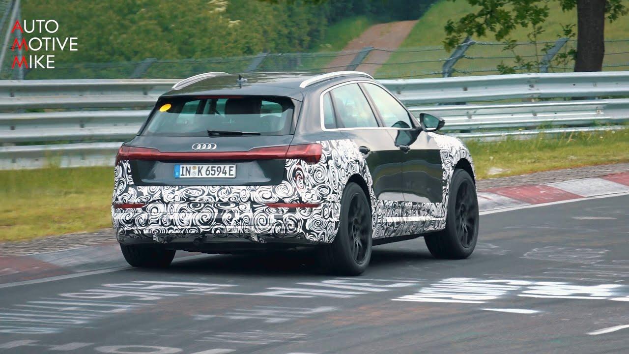 Audi E-Tron S - prototyp (Nurburgring)