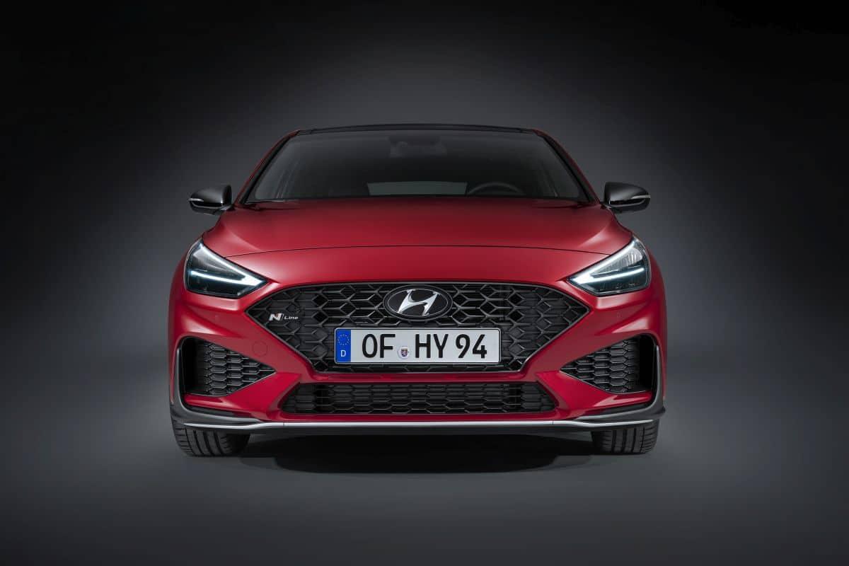 Nowy Hyundai i30 N Line
