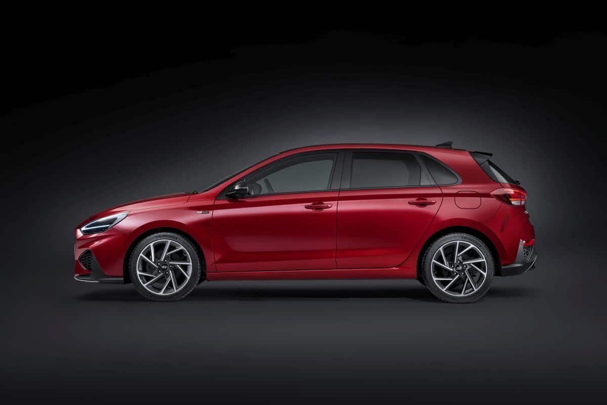 Nowy Hyundai i30 N Line Hatchback