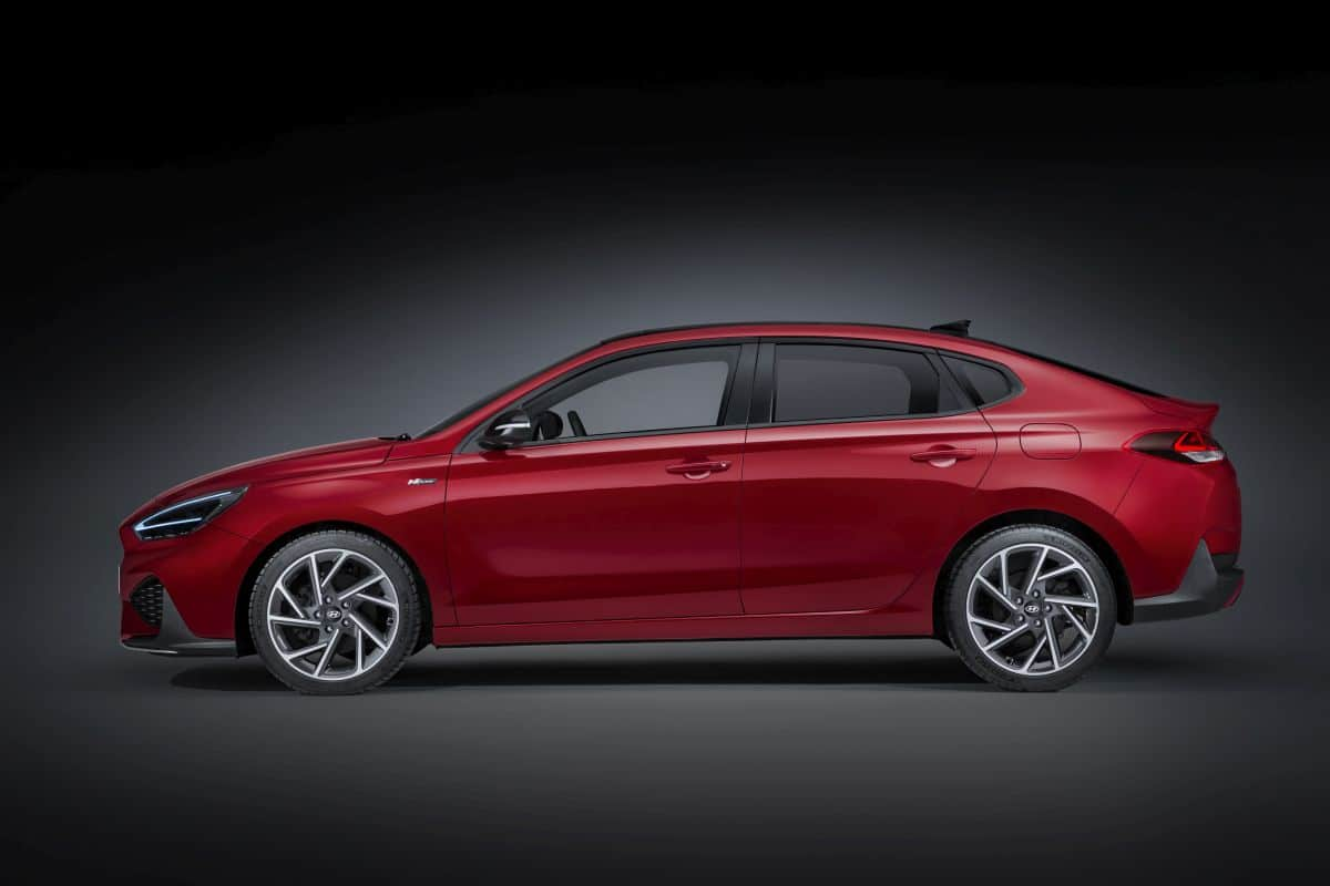 Nowy Hyundai i30 N Line Fastback