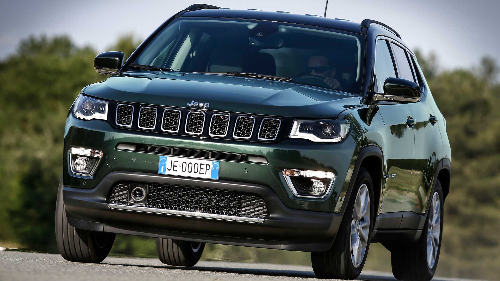 Jeep Compass 2021 (lifting)
