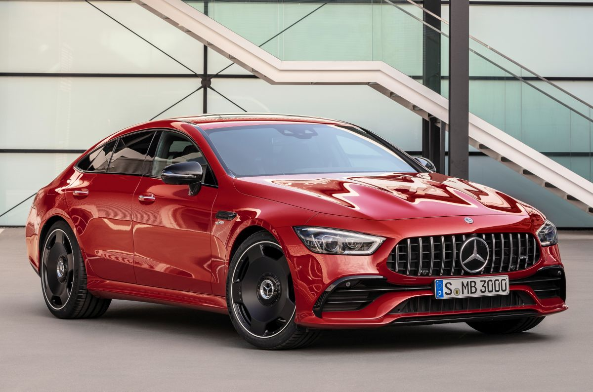 Mercedes-AMG GT 4-Door Coupe (2020)
