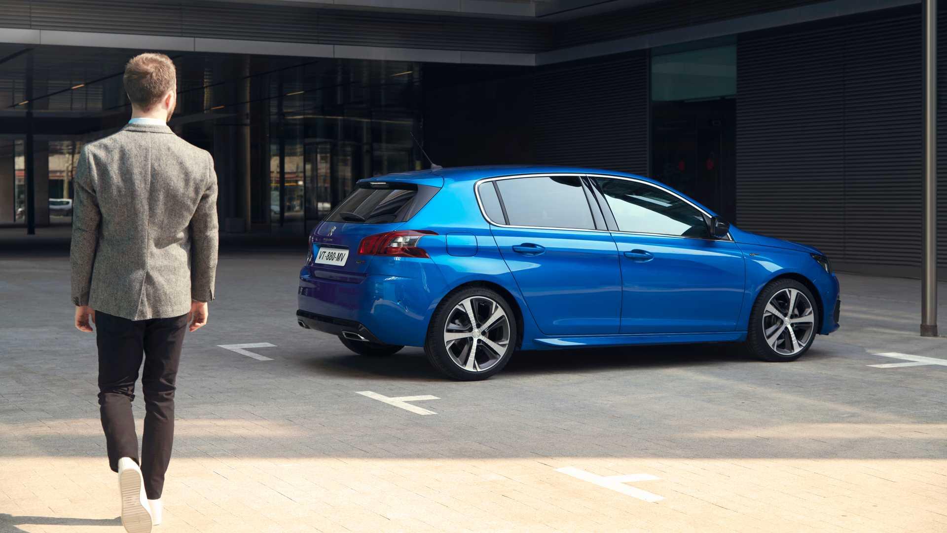 Peugeot 308 (2021) lifting