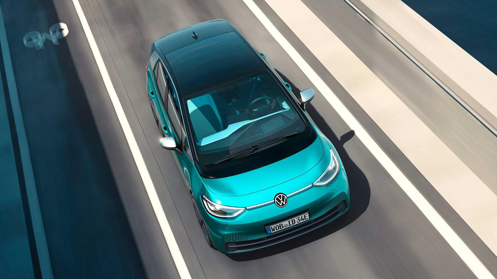 Volkswagen ID.3 1ST MAX (1ST EDITION)