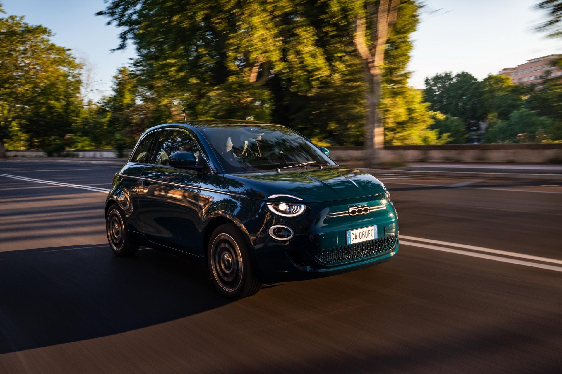 """Fiat 500e """"La Prima"""""""
