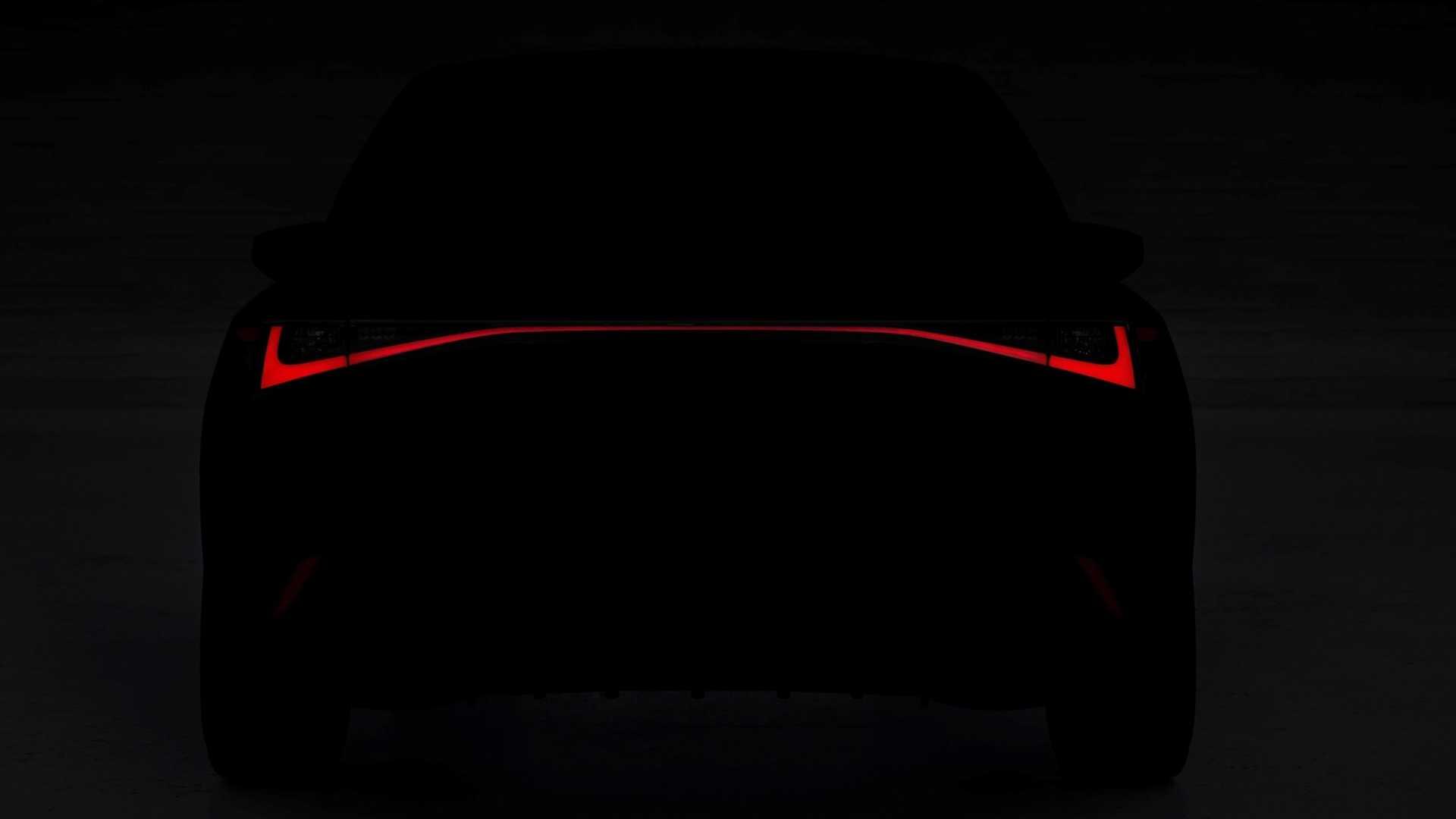 Nowy Lexus IS (2021): teaser