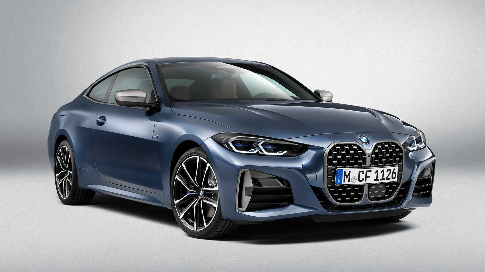 BMW serii 4 Coupe 2021 (G22)