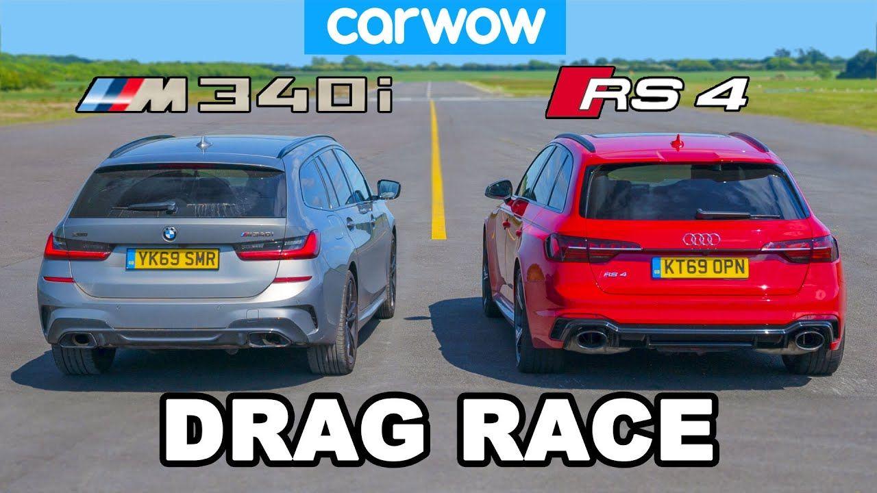 BMW M340i Touring vs. Audi RS4 Avant