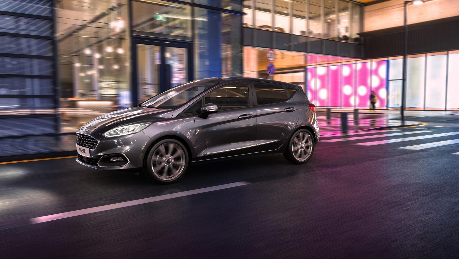 Ford Fiesta (2020) mild hybrid