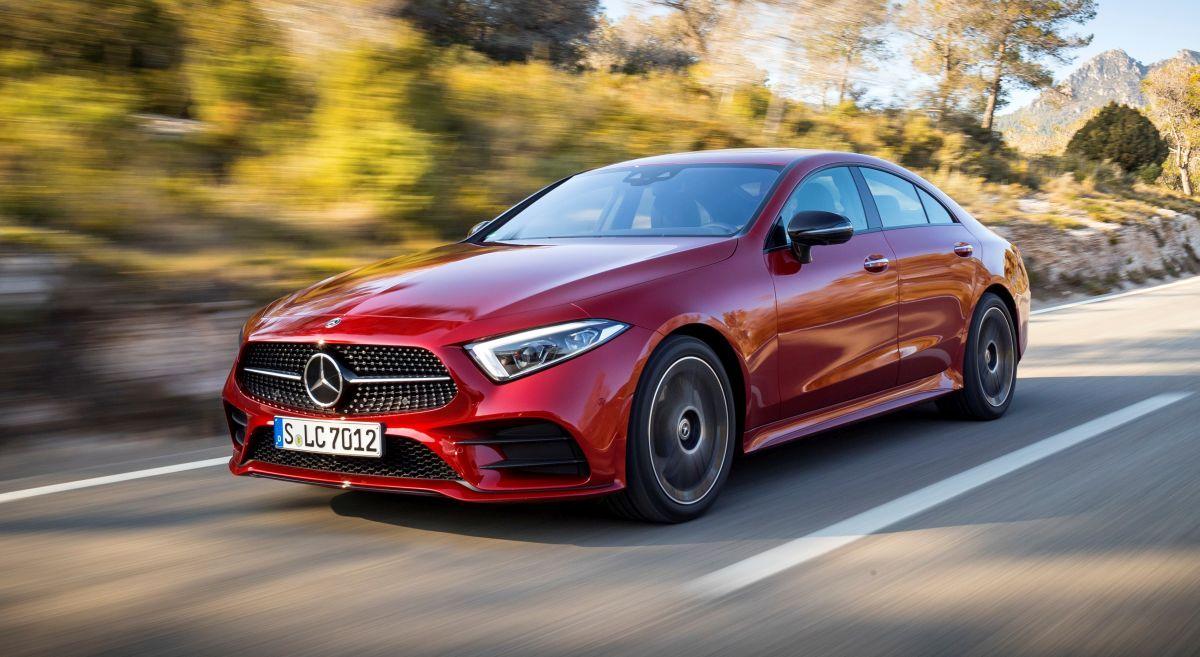 Mercedes CLS 450 4MATIC 2021