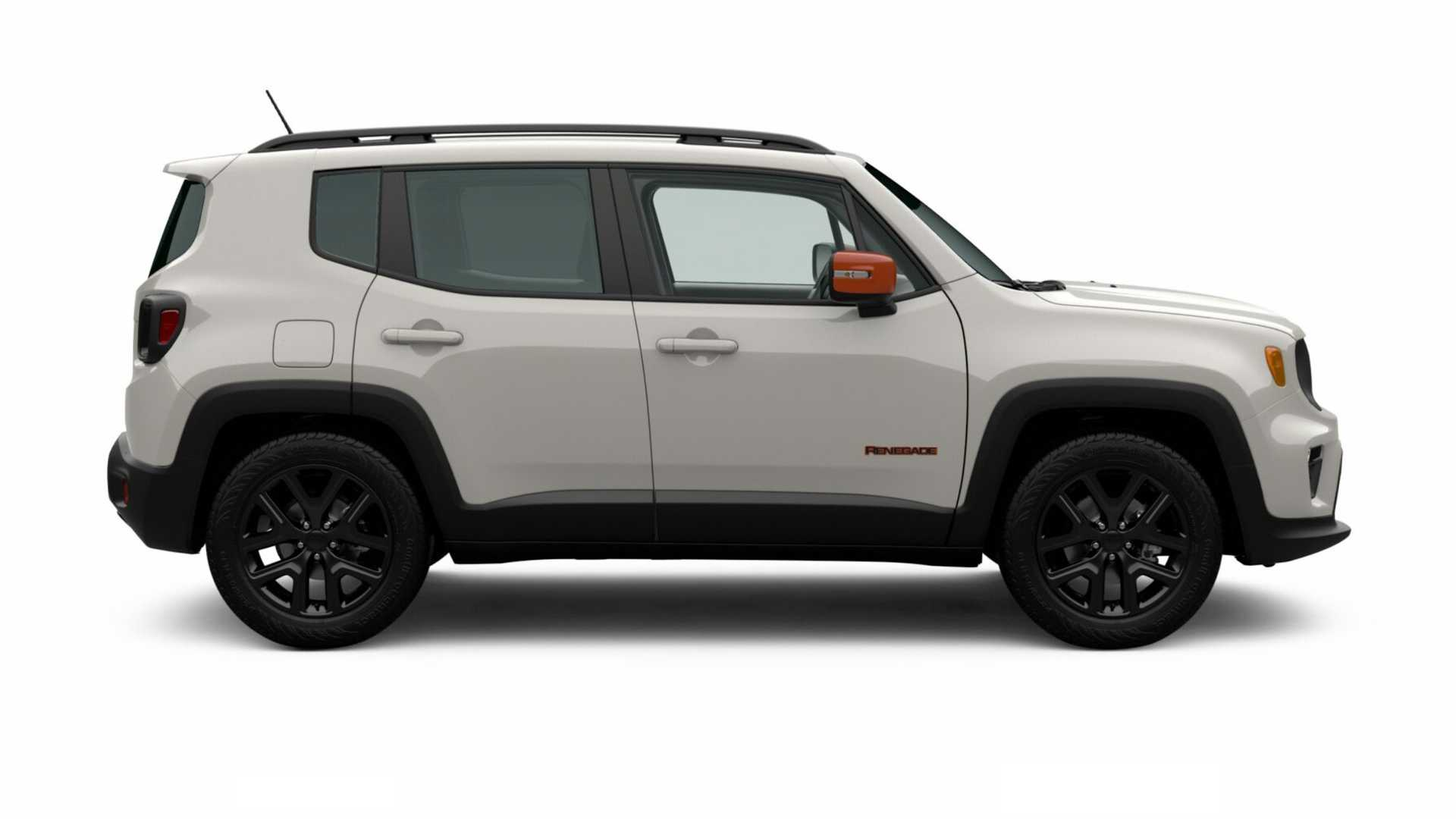 Jeep Renegade Orange Edition (2020): specjalna edycja