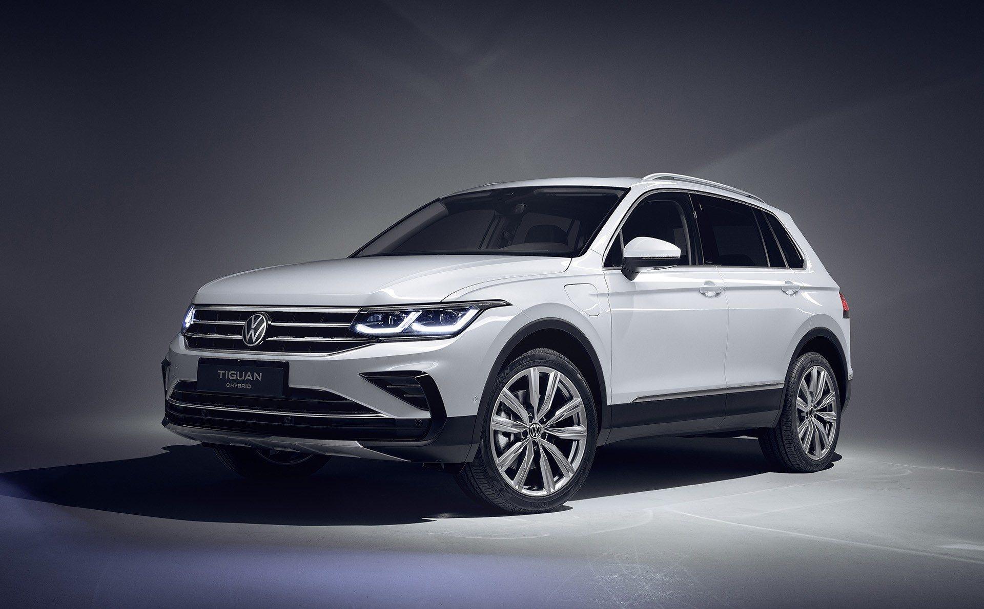 Volkswagen Tiguan eHybrid (PHEV) 2020