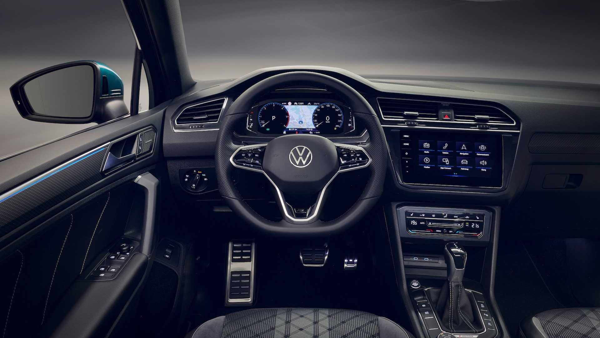 Volkswagen Tiguan 2020 (lifting)