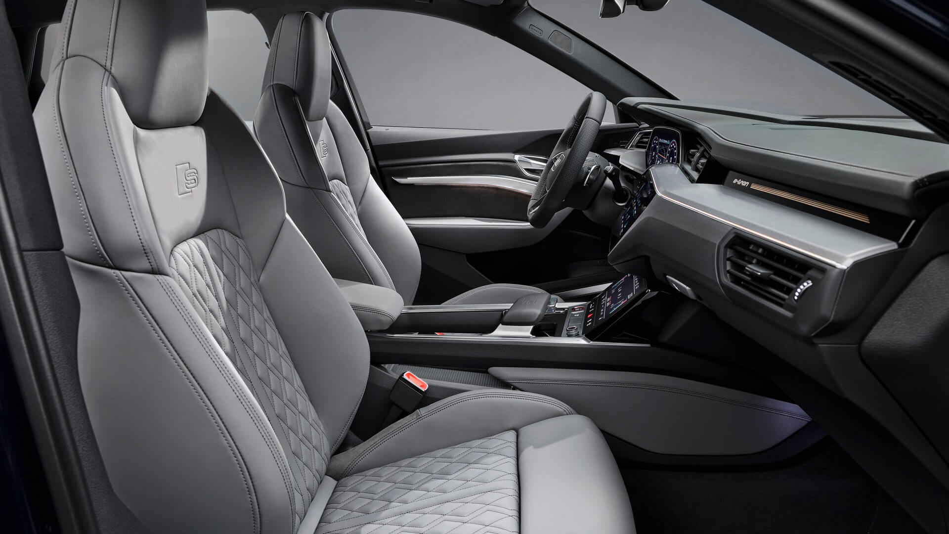 Audi E-Tron S Sportback 2020