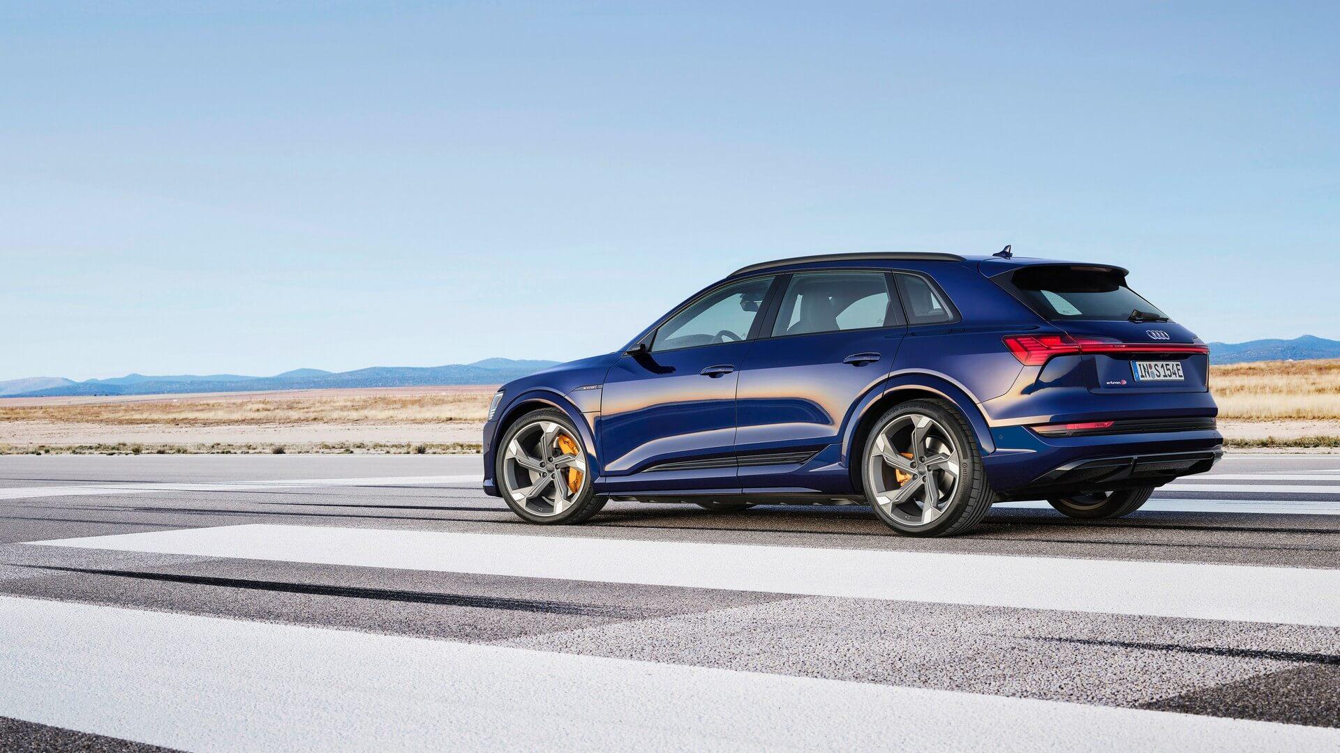 Audi E-Tron S 2020