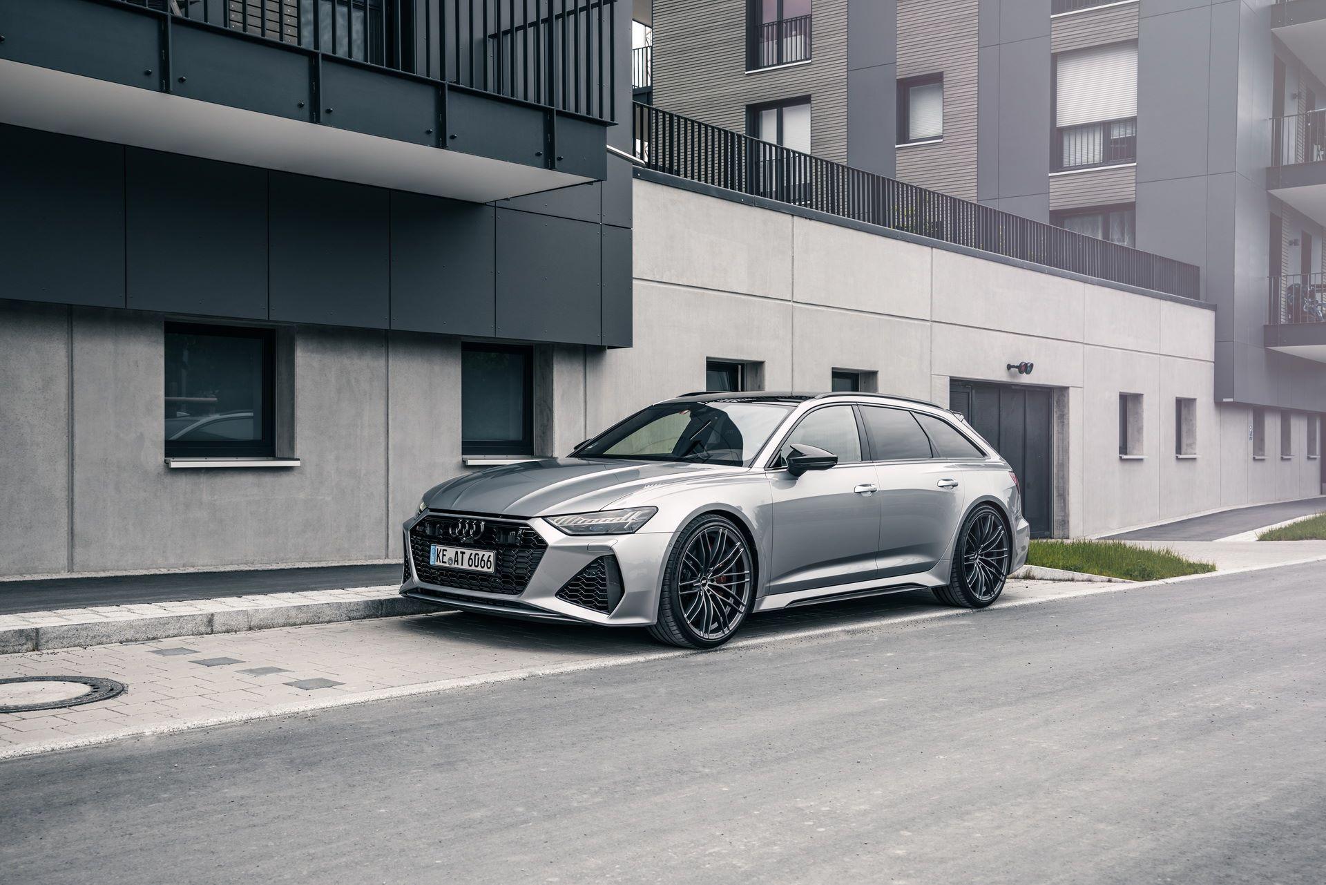 Audi RS6 Avant 2020 ABT Sportsline