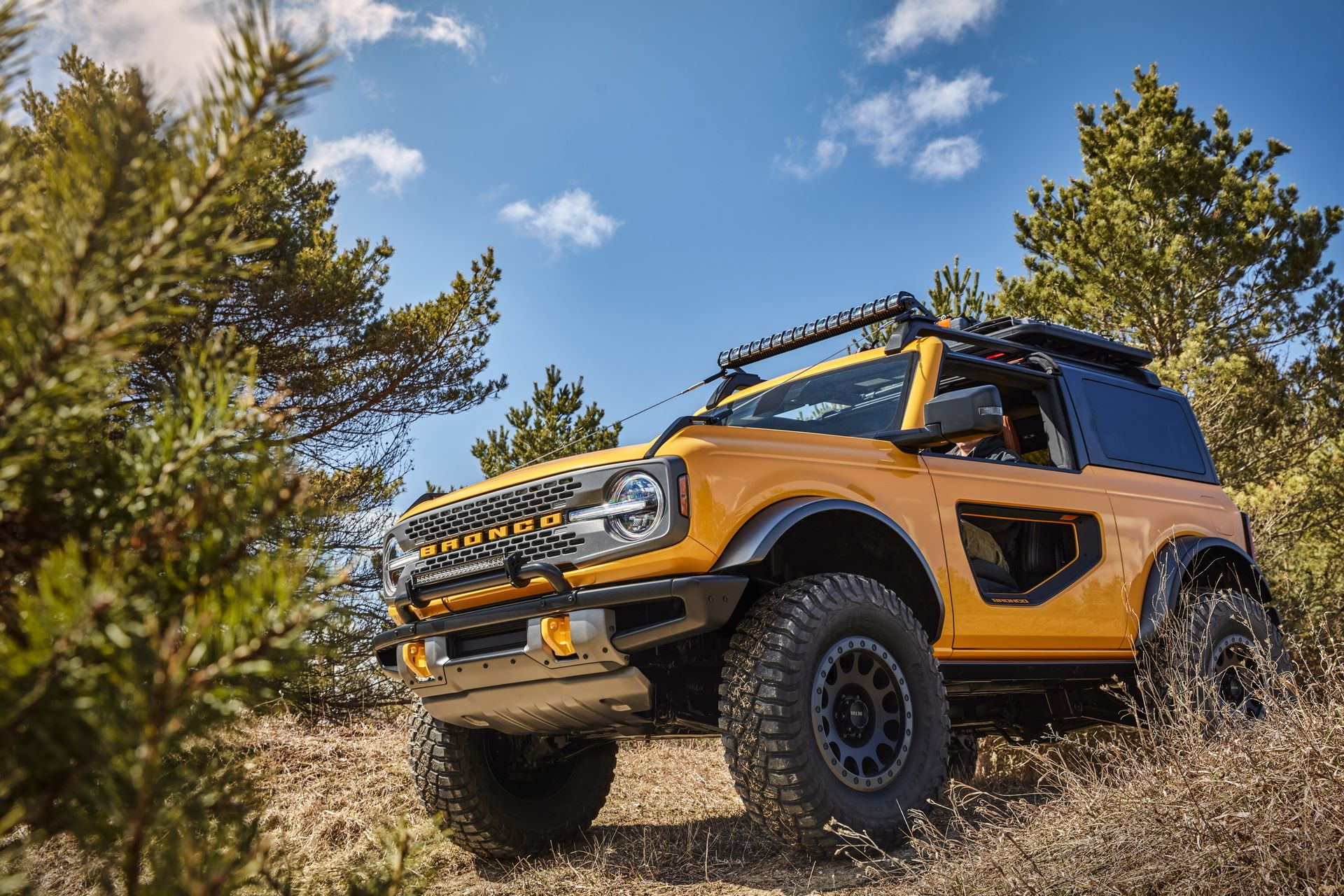Ford Bronco 2020