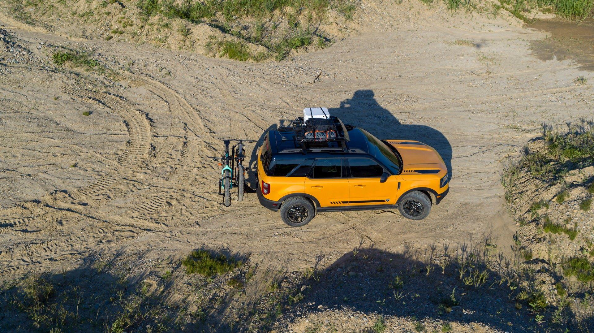Ford Bronco Sport 2020
