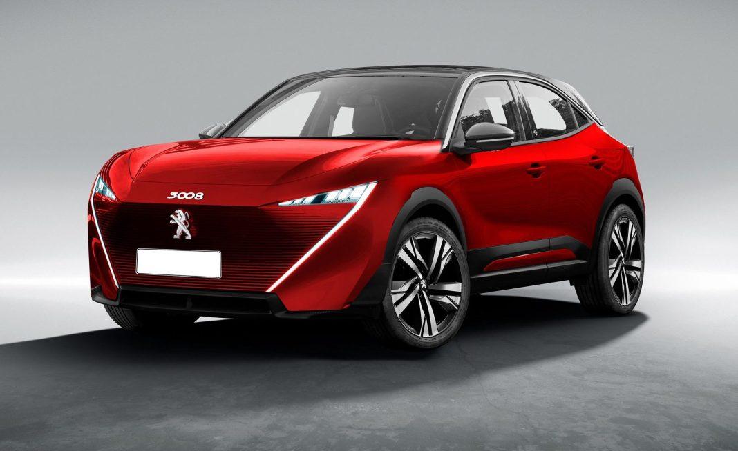 Peugeot 3008 (2022) – fot: BF Goodrich g-GRIP