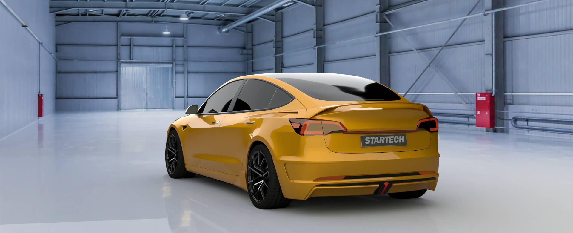 Tesla Model 3 Startech