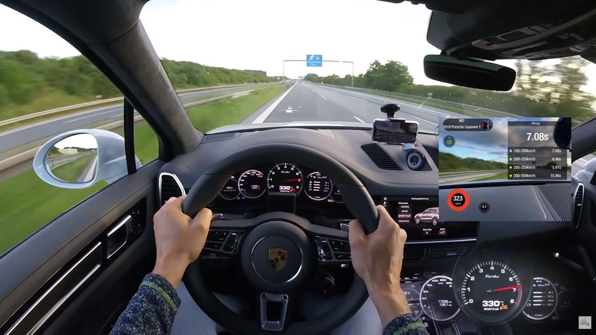 Porsche Cayenne Turbo HGP Turbo