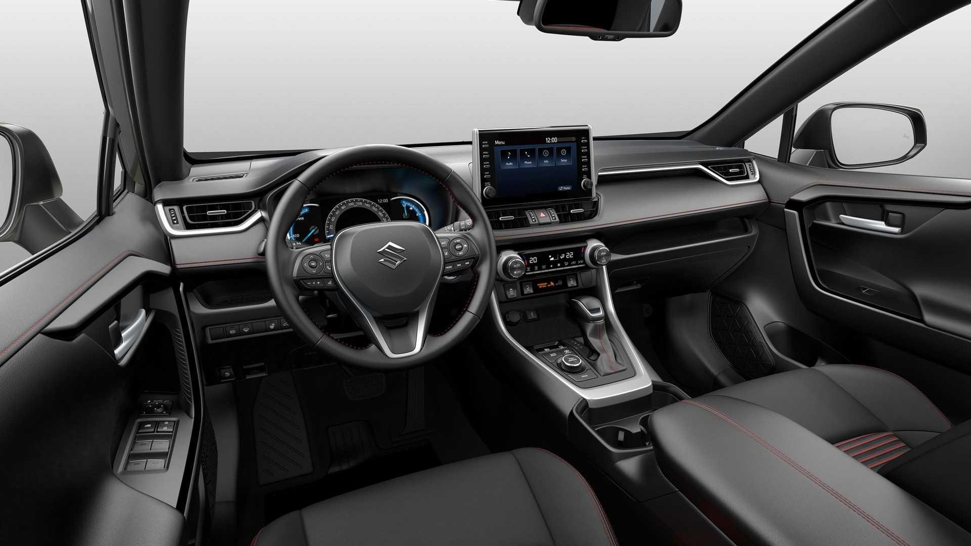 Suzuki Across 2021 PHEV