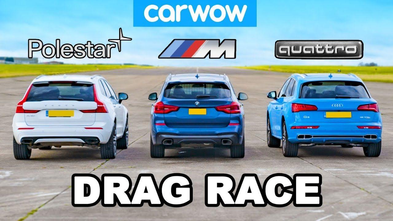Audi Q5, BMW X3 czy Volvo XC60?