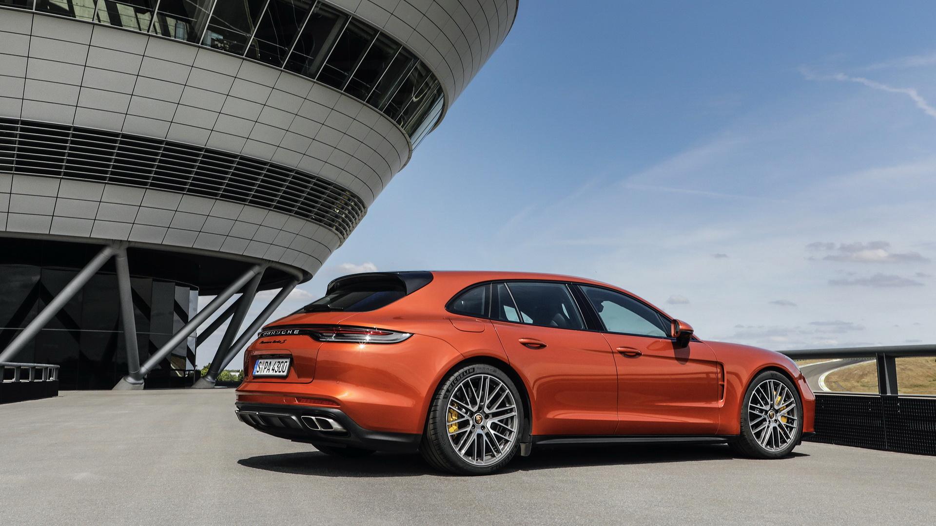 Porsche Panamera ST (2021)