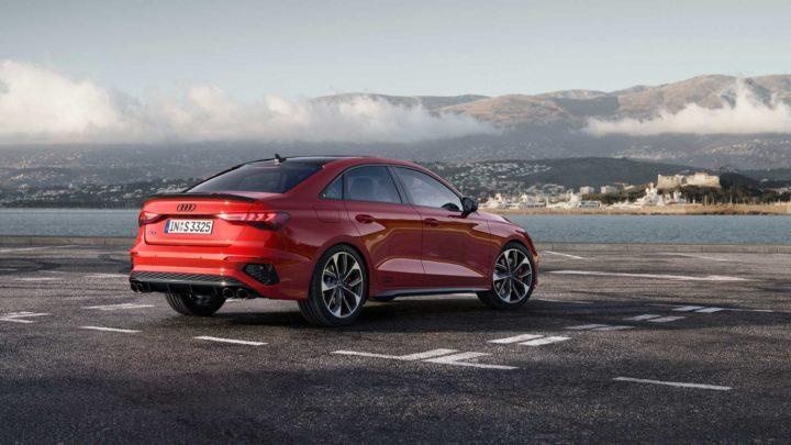 Nowe Audi S3 Sportback i Limousine (2021) oficjalnie: 310 ...