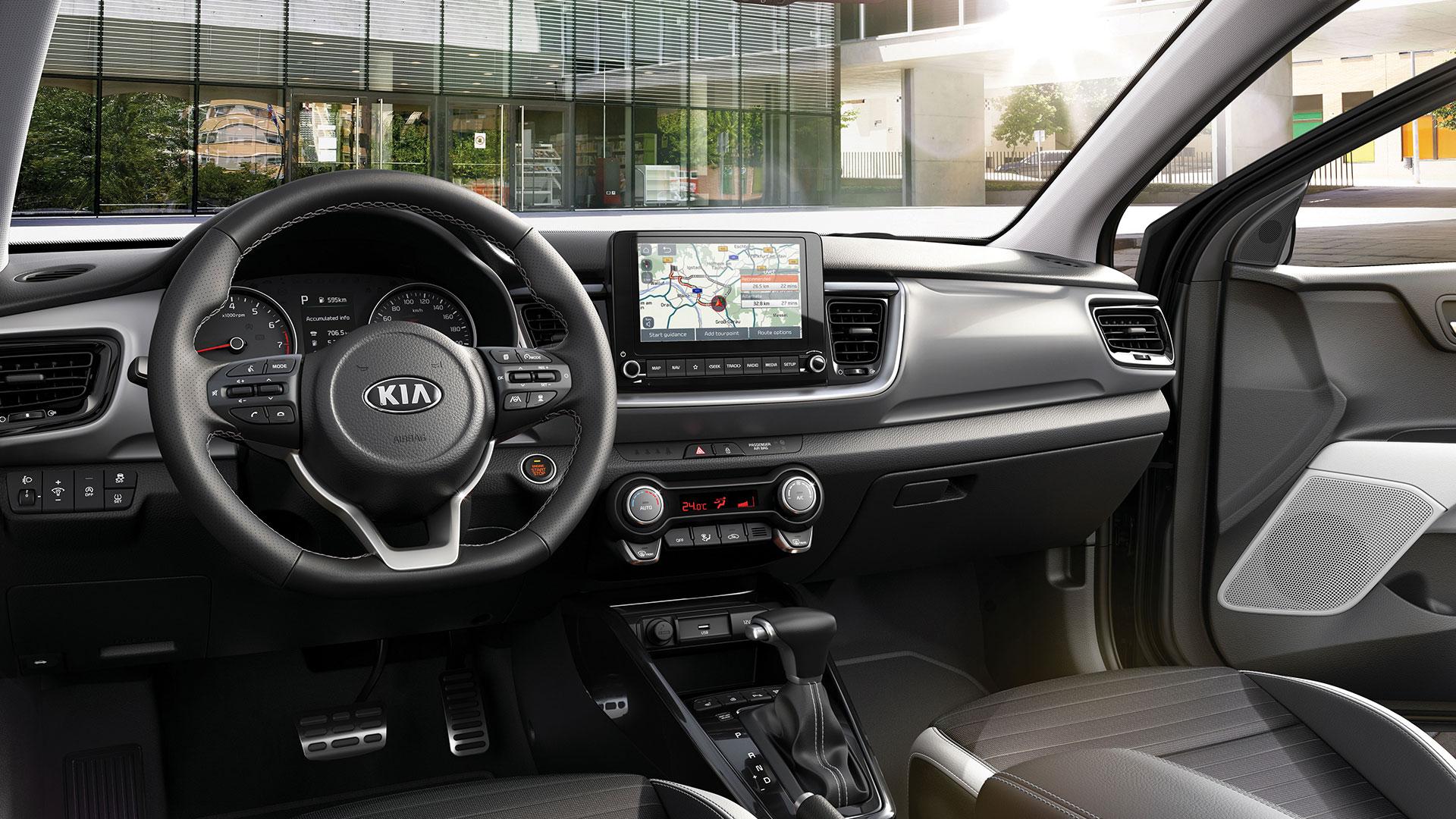 Kia Stonic facelifting (2021)