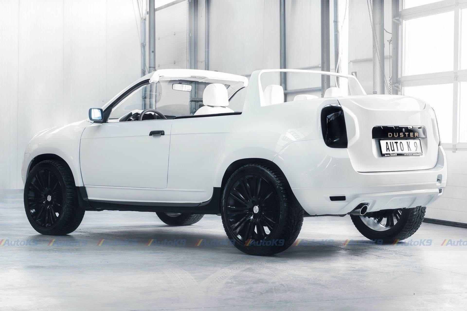 Dacia Duster Cabrio