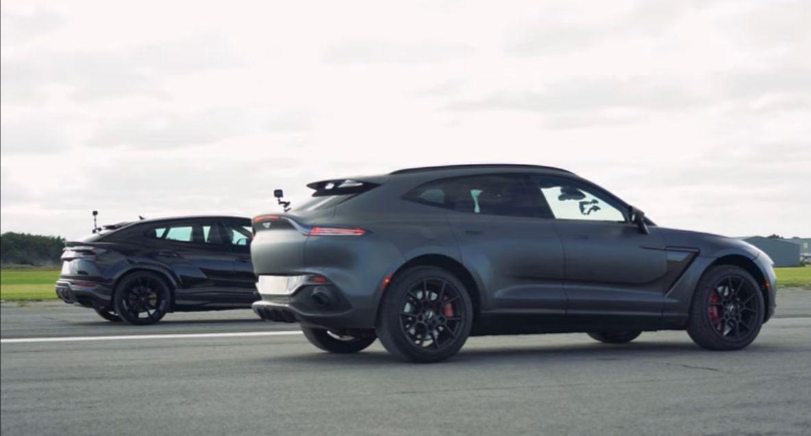 Aston Martin DBX vs. Lamborghini Urus