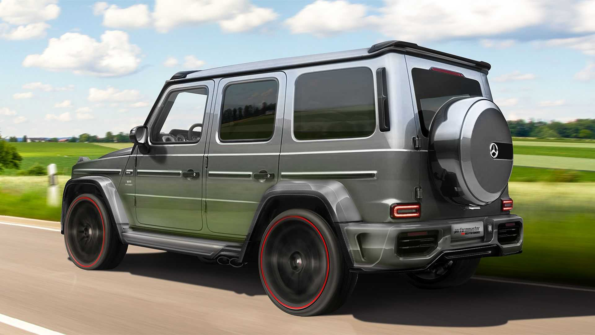 Mercedes-AMG G63 PerfomMaster