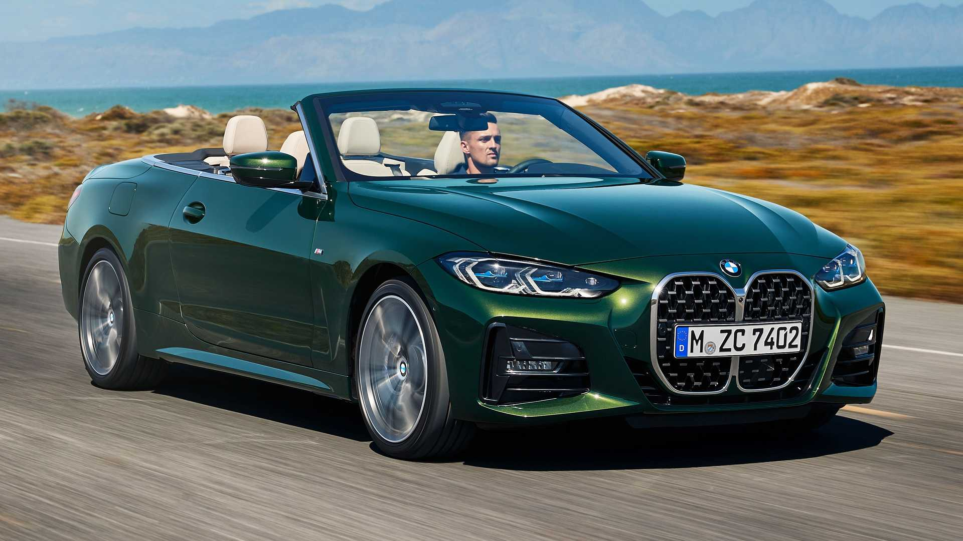 BMW serii 4 Convertible (2021)
