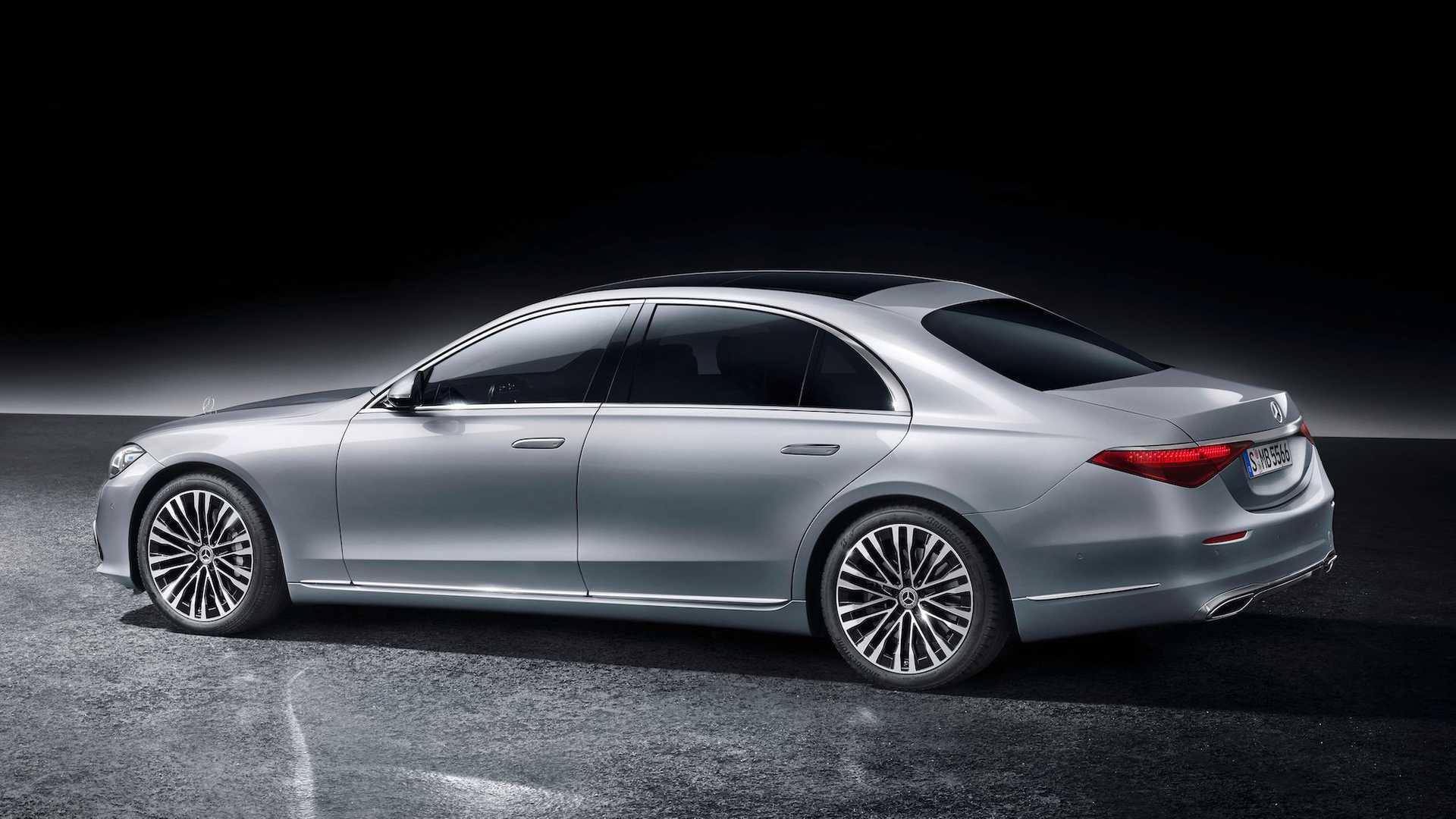 Mercedes Klasy S W223 (2021)
