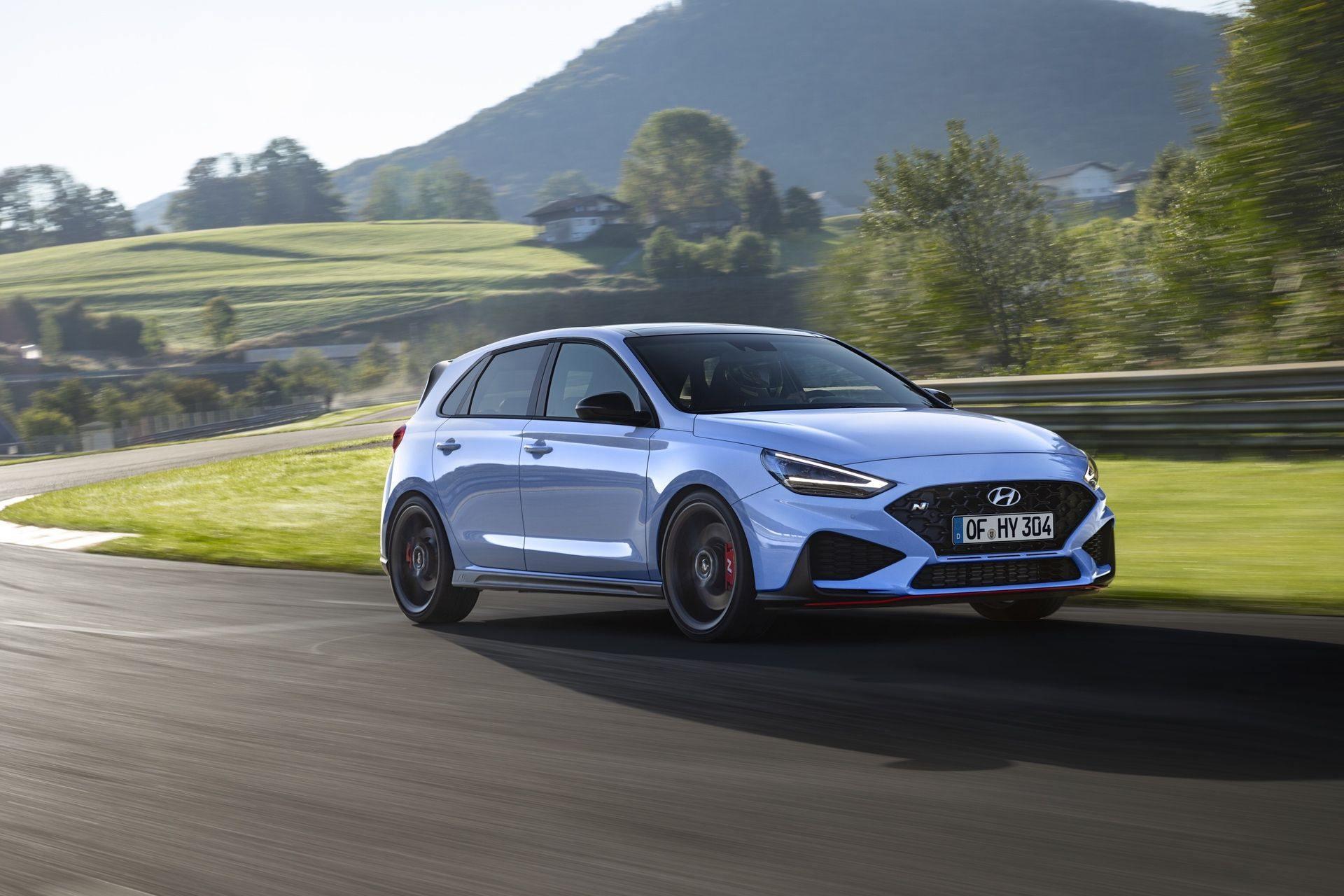 Hyundai i30 N Performance (2021) lifting
