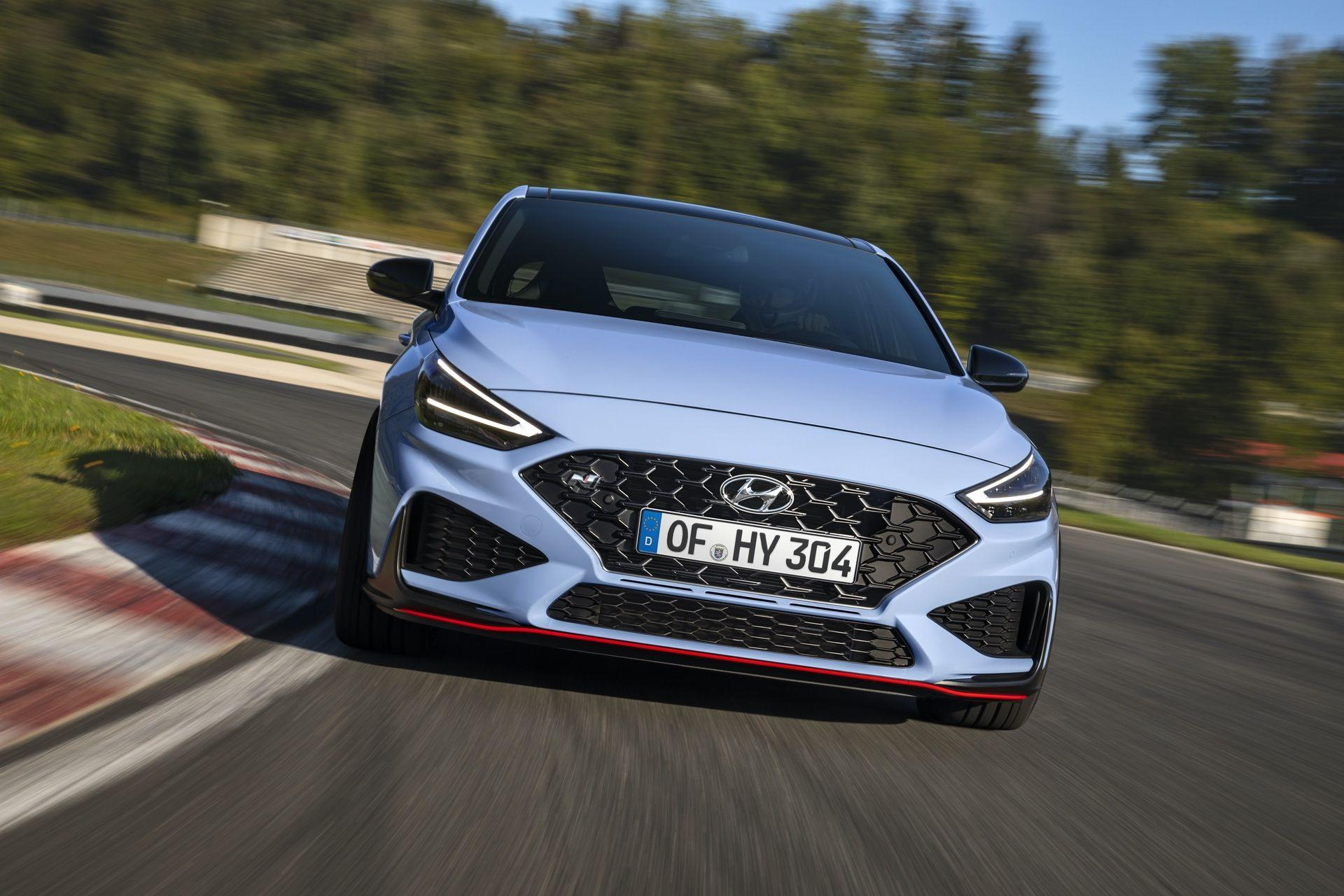 Hyundai i30 N Performance (2021) lifting