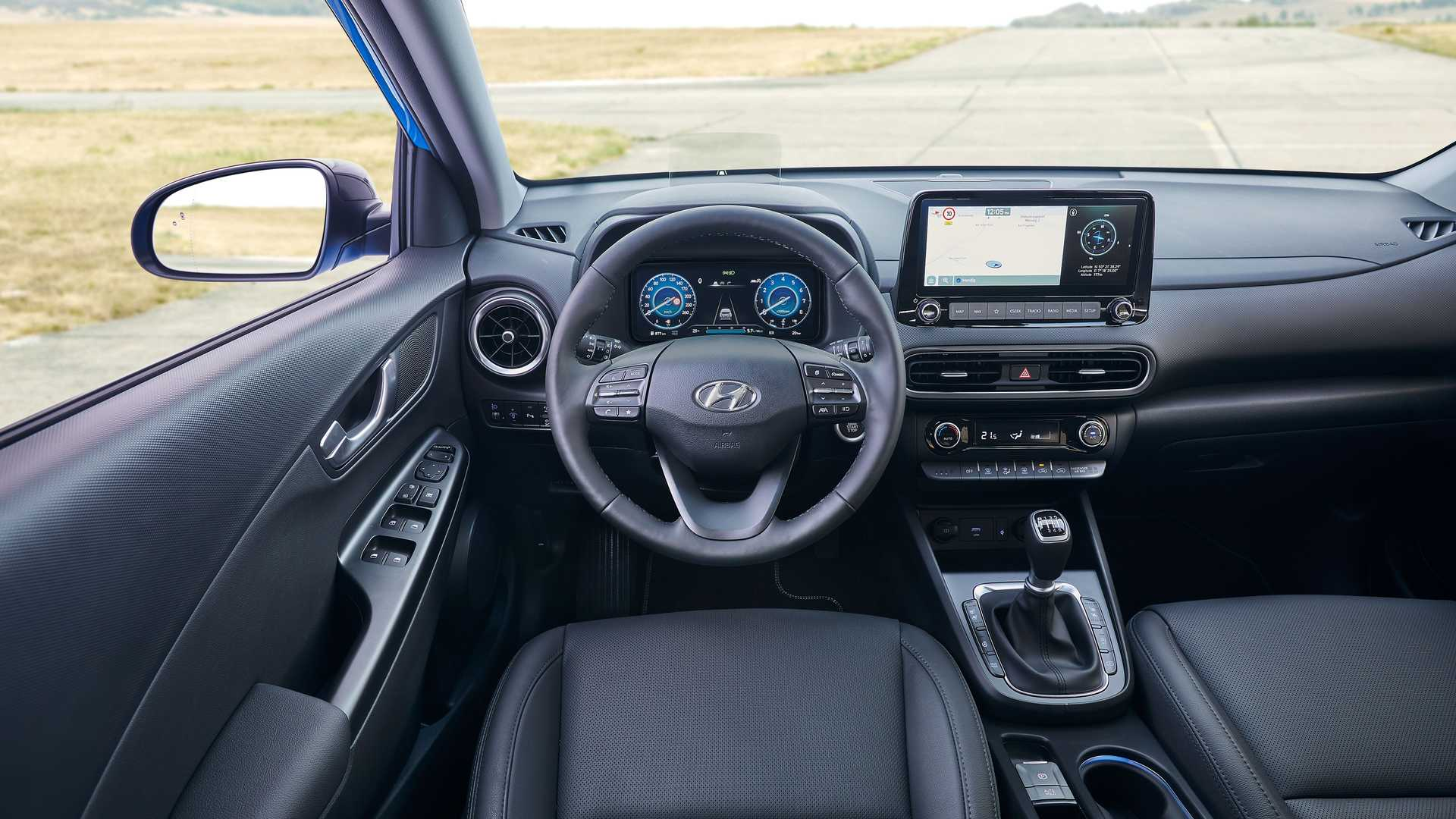 Hyundai Kona 2021: lifting