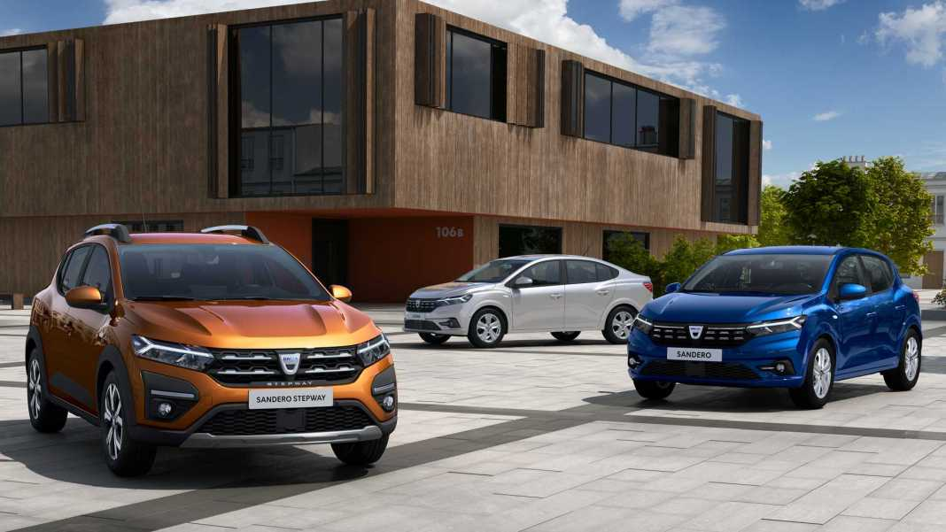 Dacia Sandero / Sandero Stepway 2021