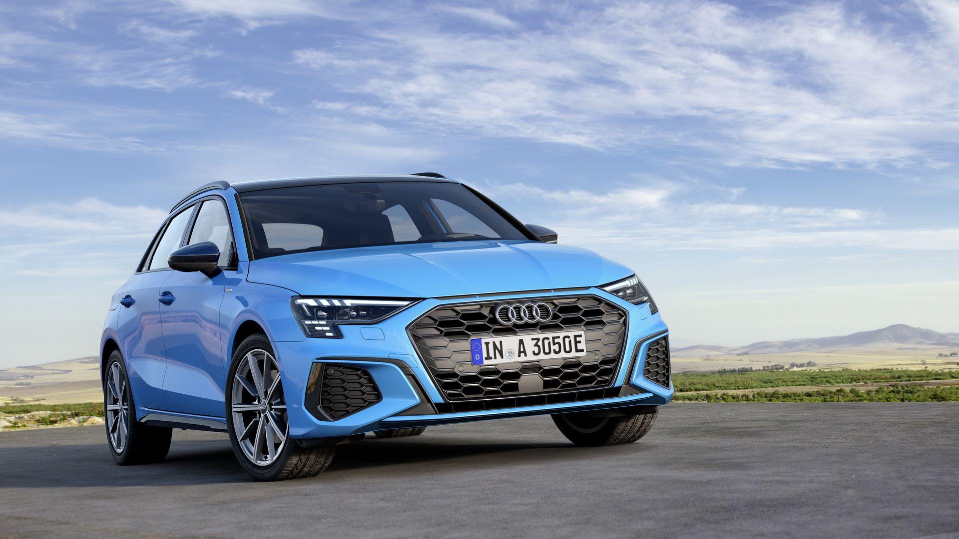 Audi A3 Sportback 40 TFSI e (2021)