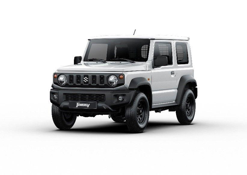 Suzuki Jimny w wersji użytkowej (pojazd użytkowy)