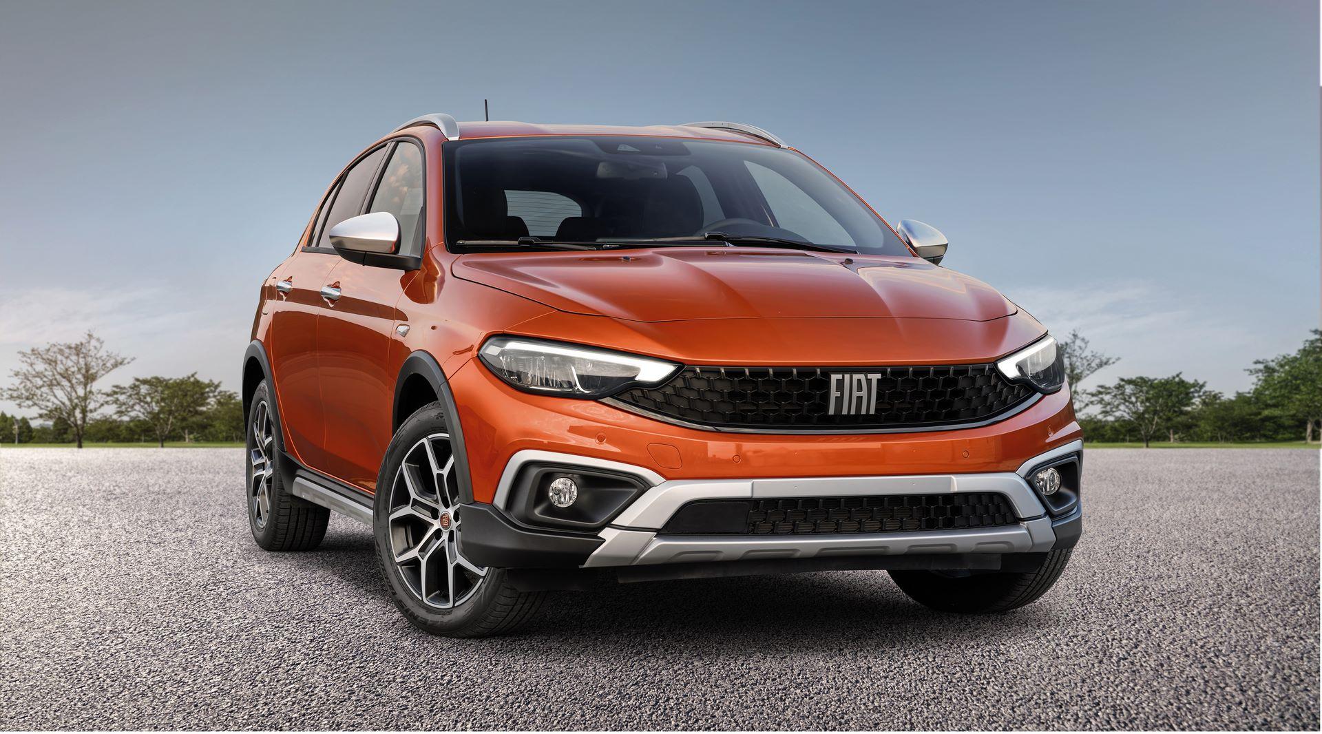 Fiat Tipo Cross (2021)