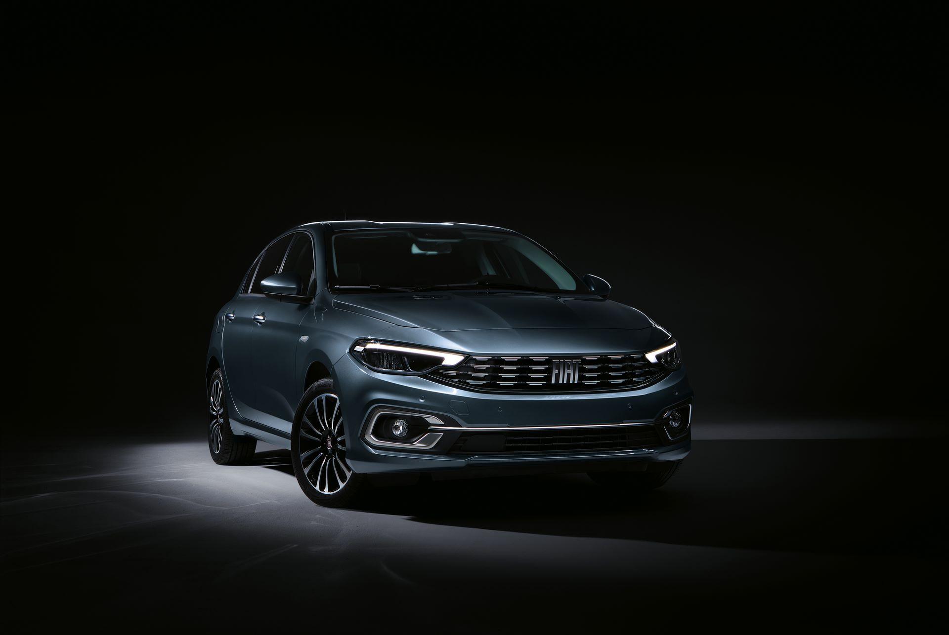 Fiat Tipo (2021): lifting
